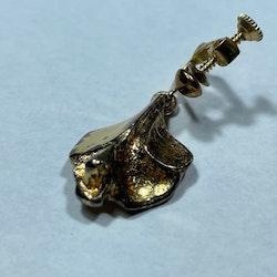 Vintage örhängen, förgyllda - Börje Tennung