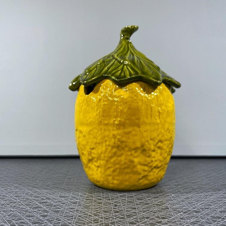 Citron - Majolika, Portugal