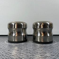 Salt & Peppar, stål - Danmark