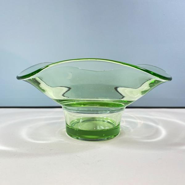 Glasskål, grön