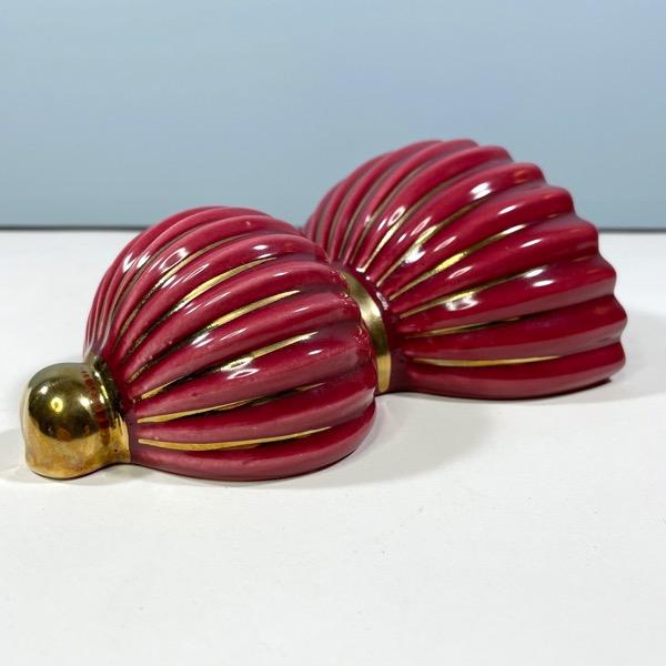 Väggvas - Arthur Percy, Röd Rubin, Gefle