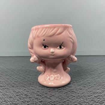 Rosa ansiktsvas