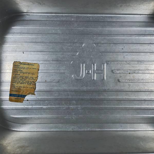 Brödburk, gul - JH Fabrikerna, Sävsjö