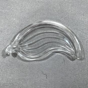 Glasfat - Nux, Nils Landberg, Orrefors