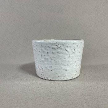 Ytterfoder, vit 7cm - Nittsjö