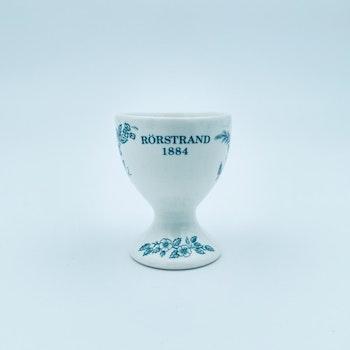 Retro äggkopp - Rörstrand 1884, porslin