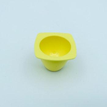 Retro äggkopp - Plast
