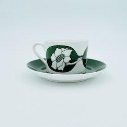 Kaffekopp - Fleur, Paul Hoff, Gustavsberg