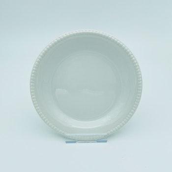 Assiett, vit - Gefle F555