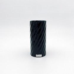 Ljusstakar svart porslin - Boda Nova