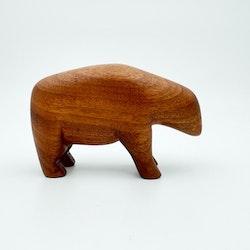 Isbjörn - teak
