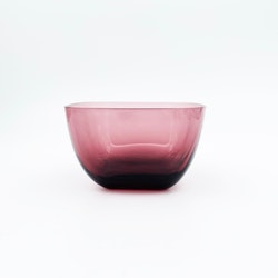 Skål, lila - Glas