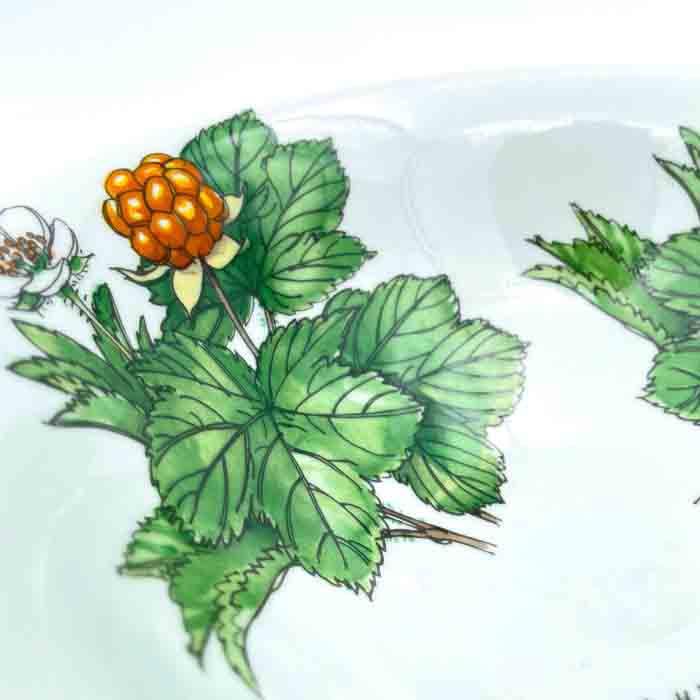 Stor hjortronskål - Marguerite Walfridson
