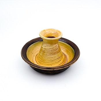 Ljusstake keramik - Lautins