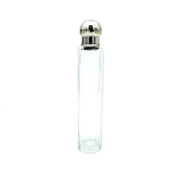 Äldre parfymflaska med lock