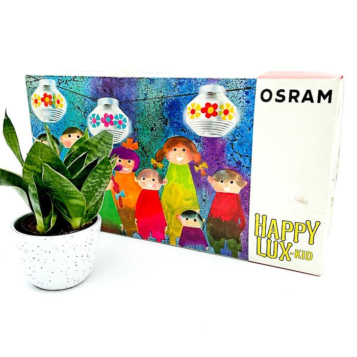 Ljusslinga - Osram Happylux-kid