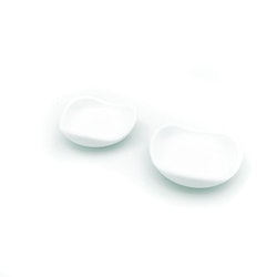 Små saltkar/ ljushållare - Gunnar Ander, Lindshammars Glasbruk