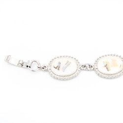 Vackert retro armband med pärlemor