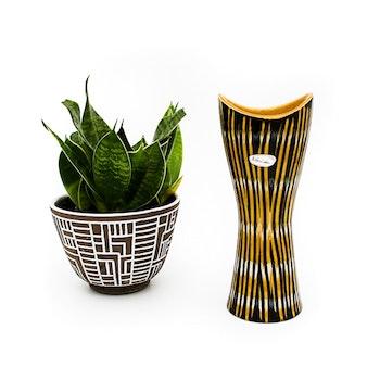 Keramikvas - Scheurich, West Germany