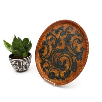 Stort keramikfat - Gabriel Keramik
