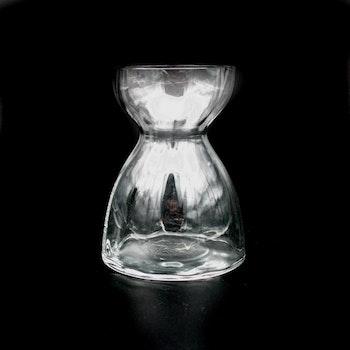Hyacintvas/ lökvas i glas