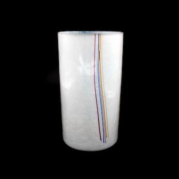 Cylindervas, Rainbow - Bertil Vallien, Kosta Boda