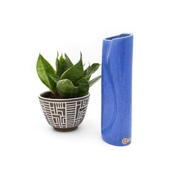 Blå vas - Gabriel keramik