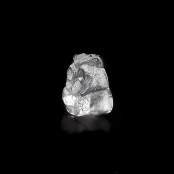 Brevpress, Uggla (mindre) - Lars Hellsten, Skruf glasbruk