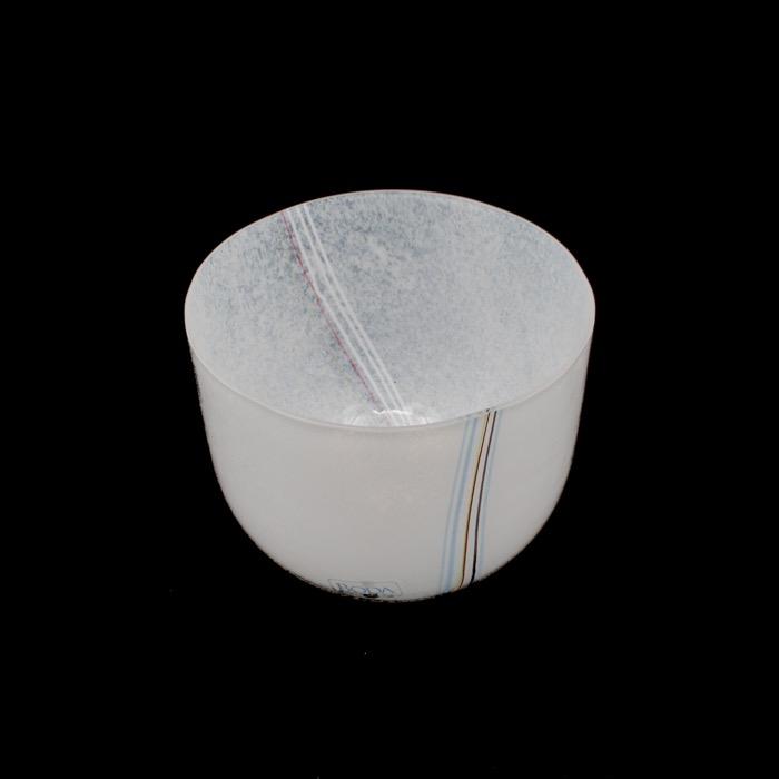Glasskål, Rainbow - Bertil Vallien, Boda