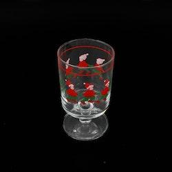 Julglas på fot - Luminarc, Frankrike