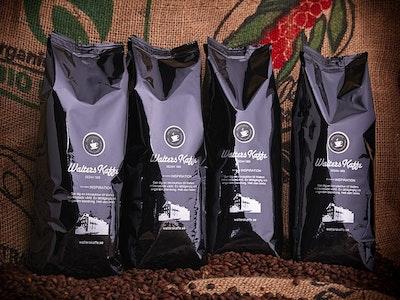 Walters Kaffe - Eko & Fairtrade 90g