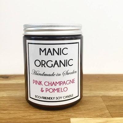 Doftljus Eco-friendly PINK CHAMPAGNE & POMELO