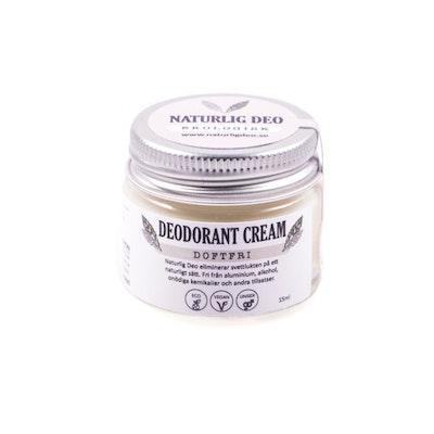Ekologisk Deodorant, DOFTFRI, 15 ml
