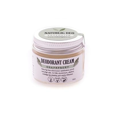 Ekologisk Deodorant, GRAPEFRUKT, 15ml