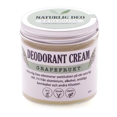Ekologisk Deodorant, GRAPEFRUKT, 60 ml
