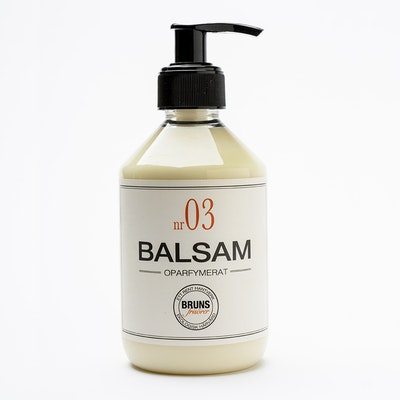 Balsam Nr 03 Ekologisk 330ml - Oparfymerat