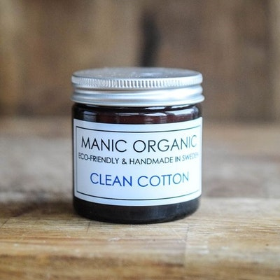 Doftljus Eco-friendly CLEAN COTTON 60 ml
