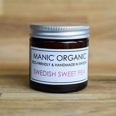 Doftljus Eco-friendly SWEDISH SWEET PEA 60 ml