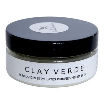 Ansiktsmask - Clay Verde