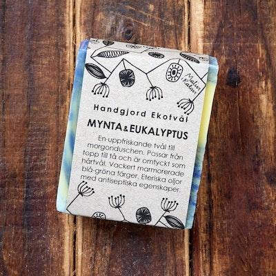 Ekotvål Mynta & Eukalyptus - 110g