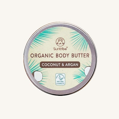 Organic Body Butter - Coconut & Argan