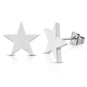 Örhängen Rostfria WhiteStar