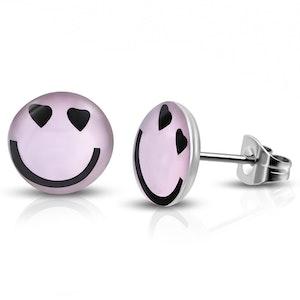 Örhänge Love Smiley