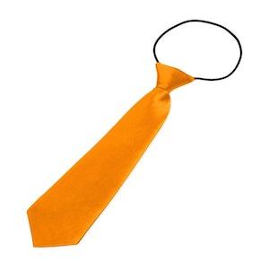 Barnslips Orange