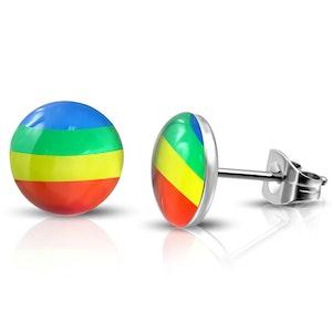 Örhänge Rainbow