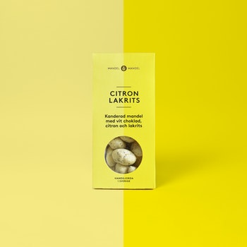 Citron Lakrits