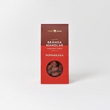 Brända Mandlar Pepparkaka