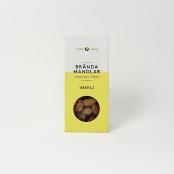 Brända Mandlar Vanilj