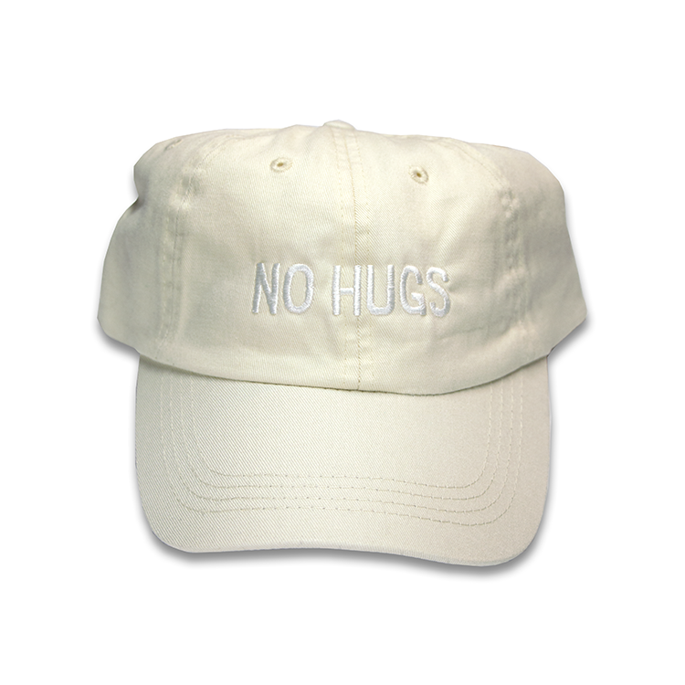 OFF-WHITE NO HUGS CAPS