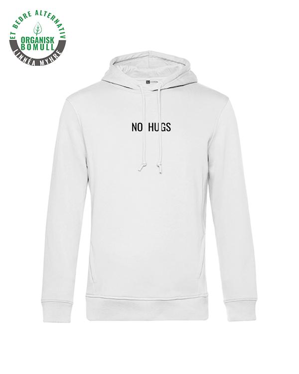 HVIT NO HUGS HOODIE